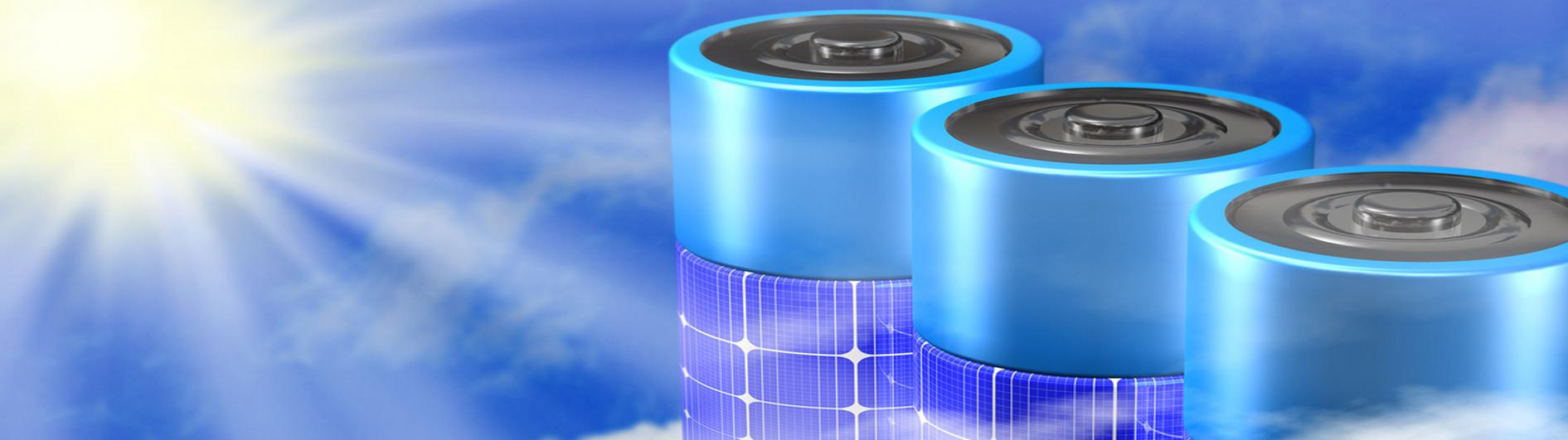 Solartechnik Photovoltarik Speichertechnik