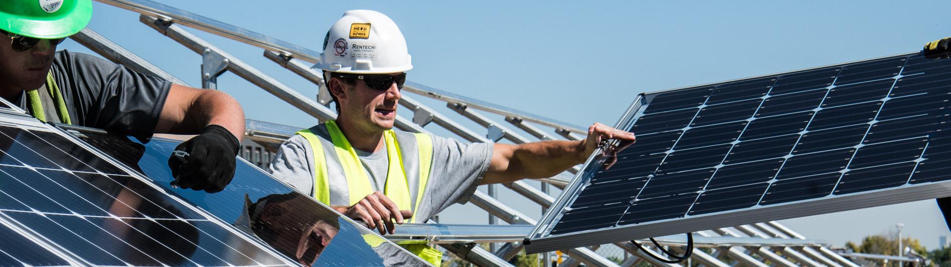 Solartechnik Photovoltaik in München